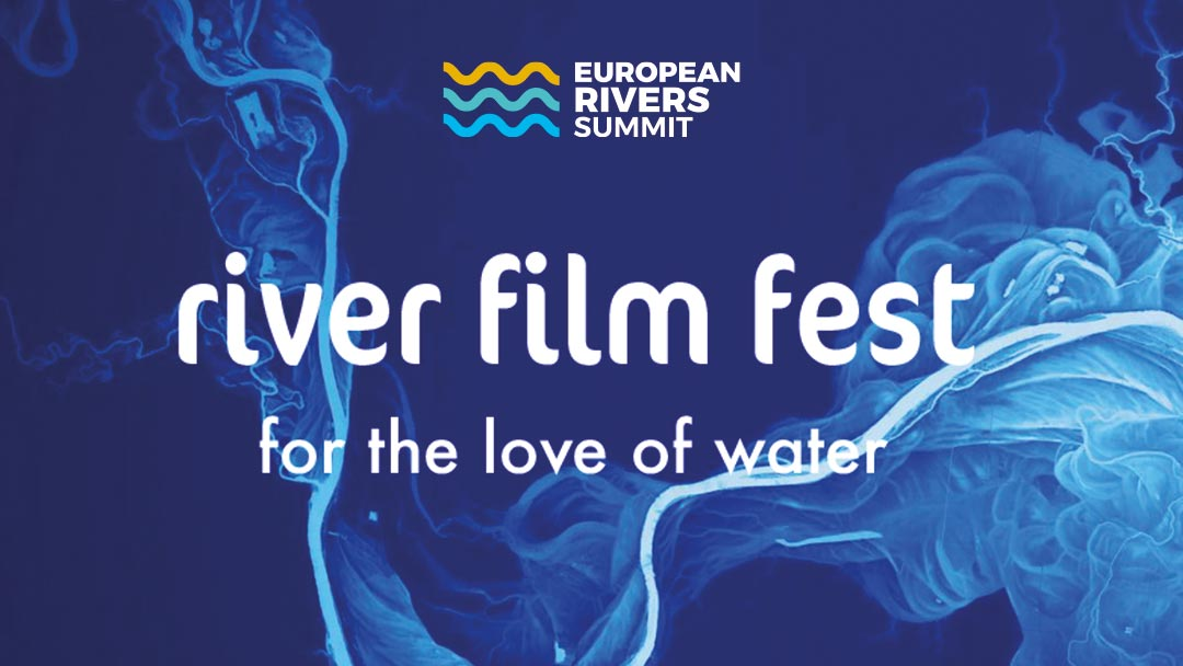 Cinema River Film Fest on European Rivers Summit 2021 in Portugal, with the collaboration of the Living Rivers Foundation.