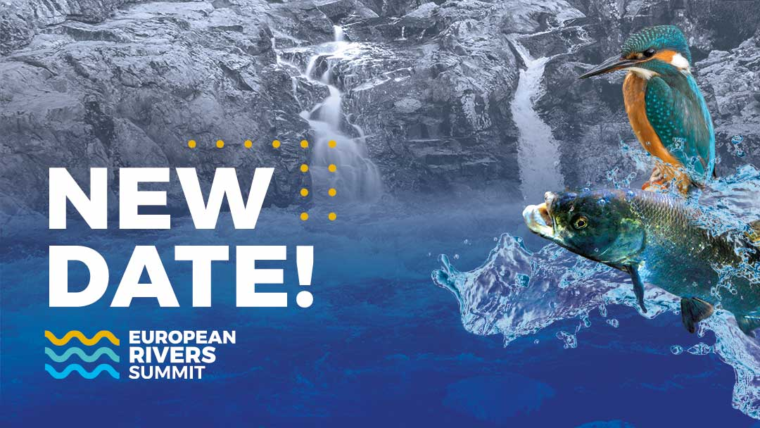 European Rivers Summit 2021 have a new date: 20 to 22 May 2021 in Lisbon, Portugal
